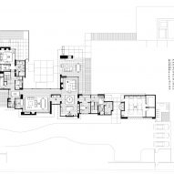 Plan for Atherton Avenue by Arcanum Architecture