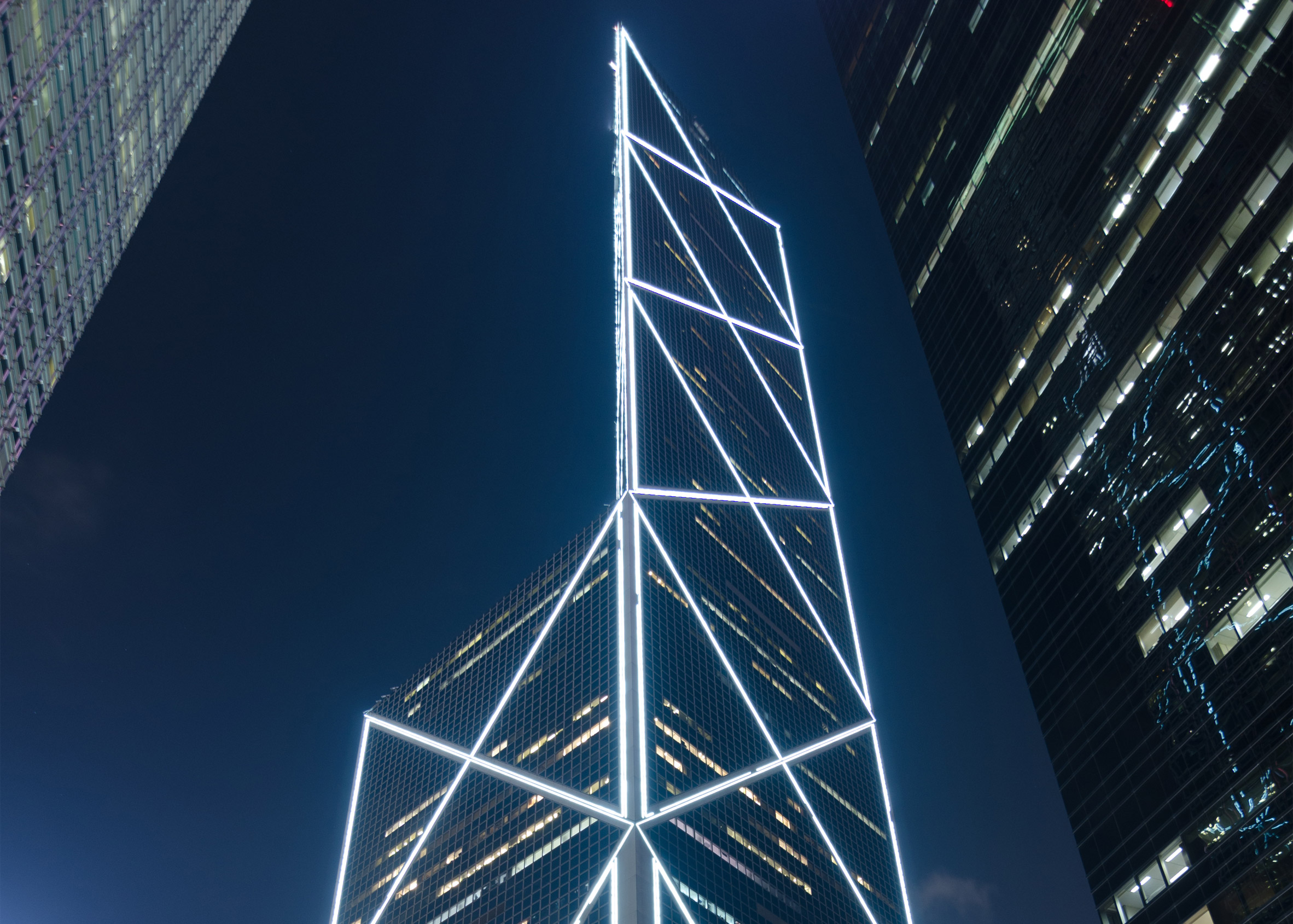 Bank of China by I.M. Pei
