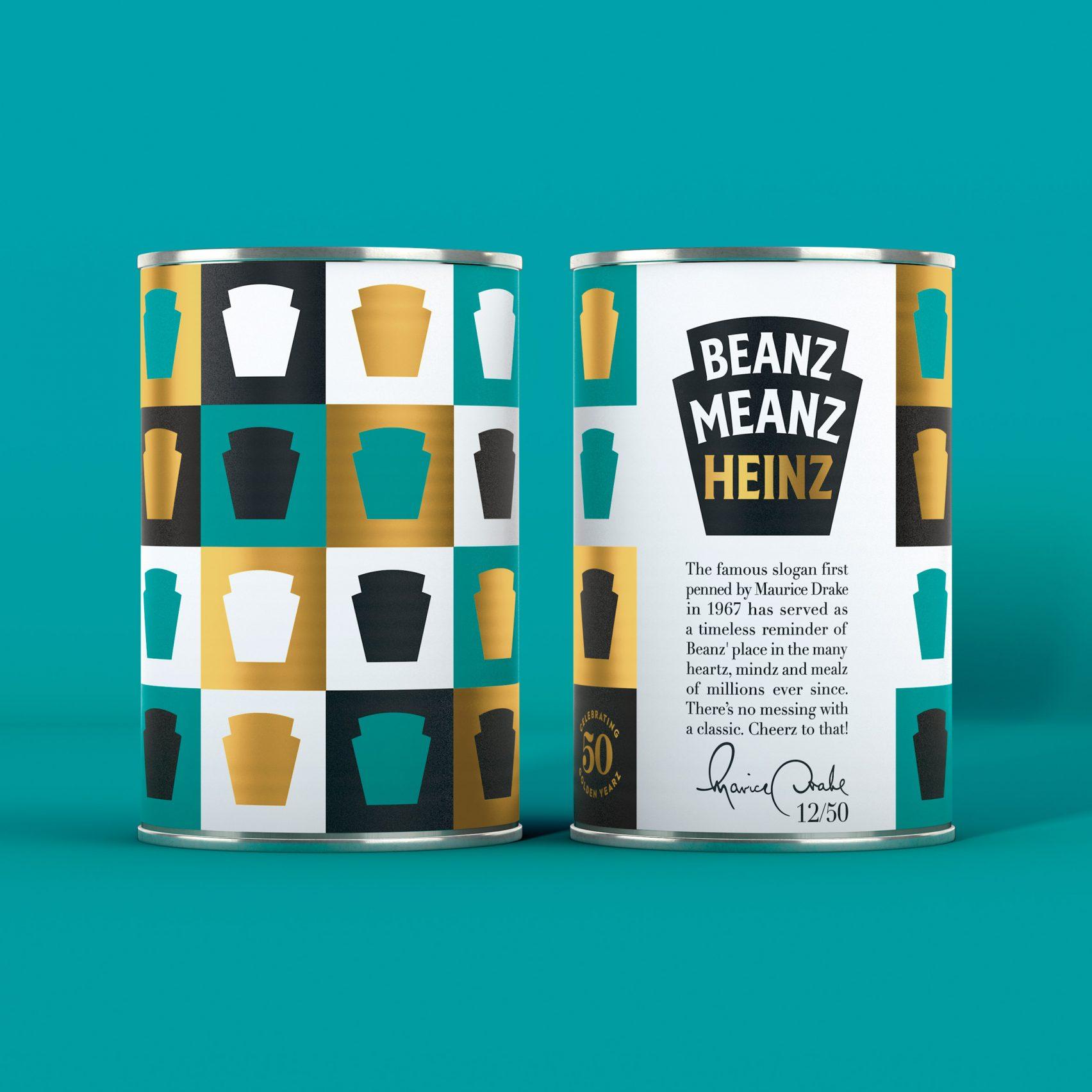 Beanz Meanz Heinz by JKR