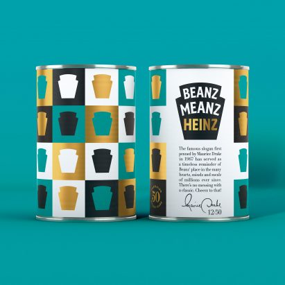 Beanz Meanz Heinz by JKR