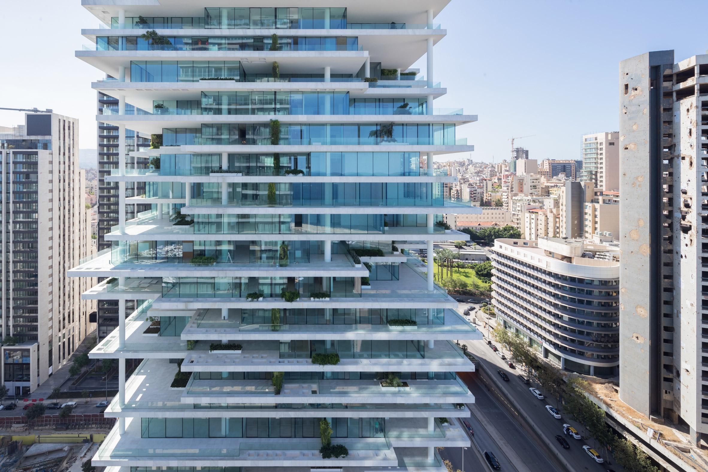 Beirut Terraces Beirut Lebanon Herzog Amp De Meuron 2017