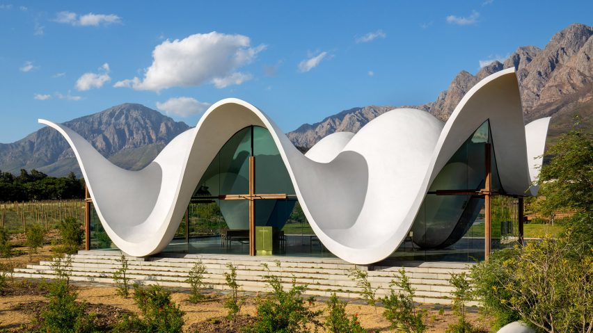 Tour chapels all around the globe with Dezeen's updated Pinterest board