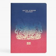 Competition: win a post-Brexit passport cover designed by Sam Jacob