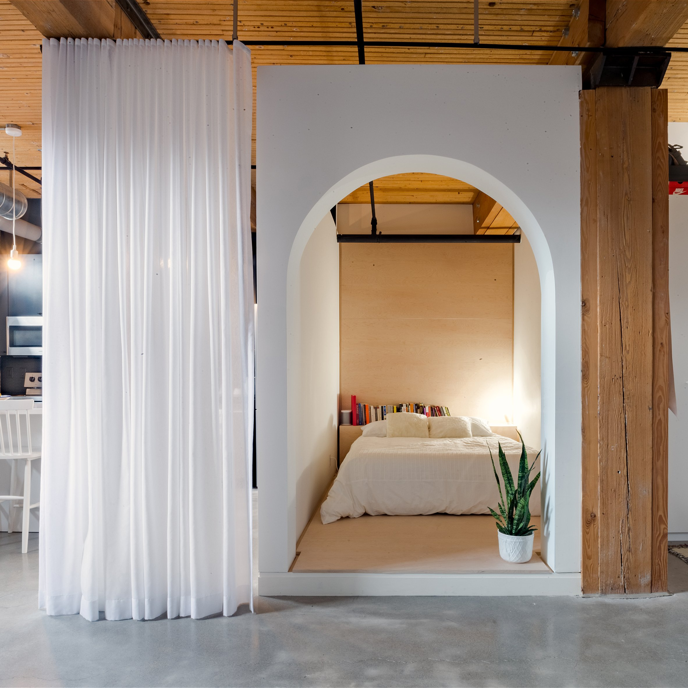 luxury ideas luxpad bedroom your home to conversion loft lofts enhance mills cotton
