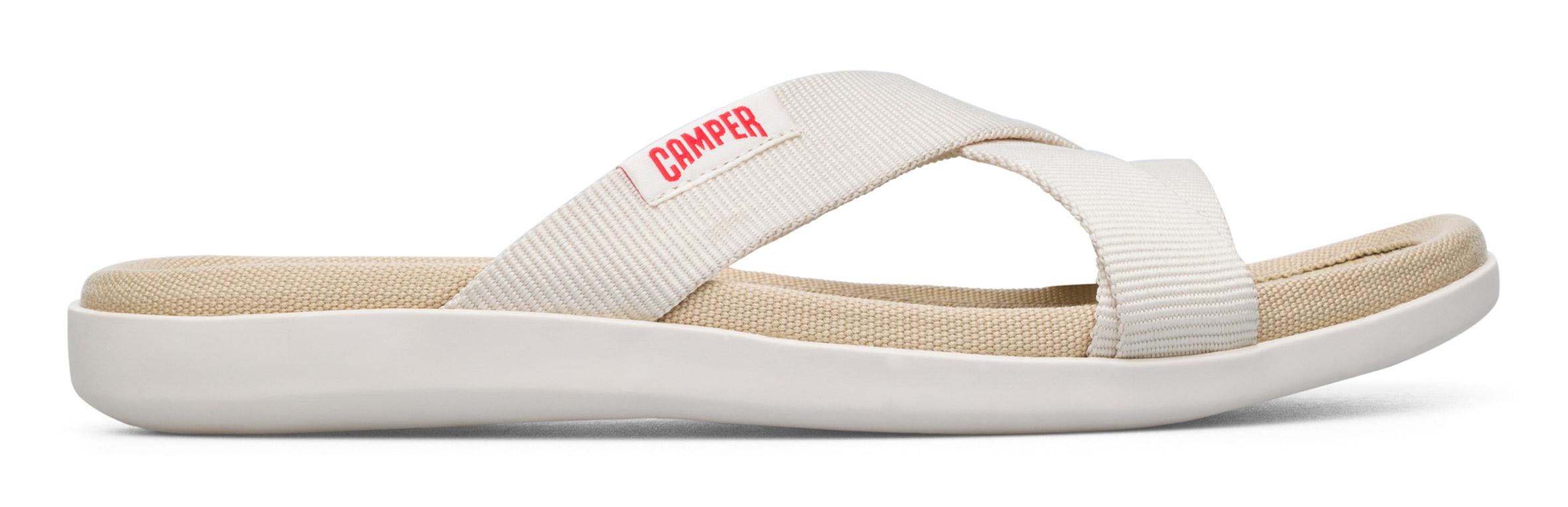 Jasper Morrison references Japanese tatami mats for Camper sandals
