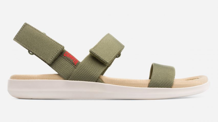 b9d42e404adb Jasper Morrison references Japanese tatami mats for Camper sandals
