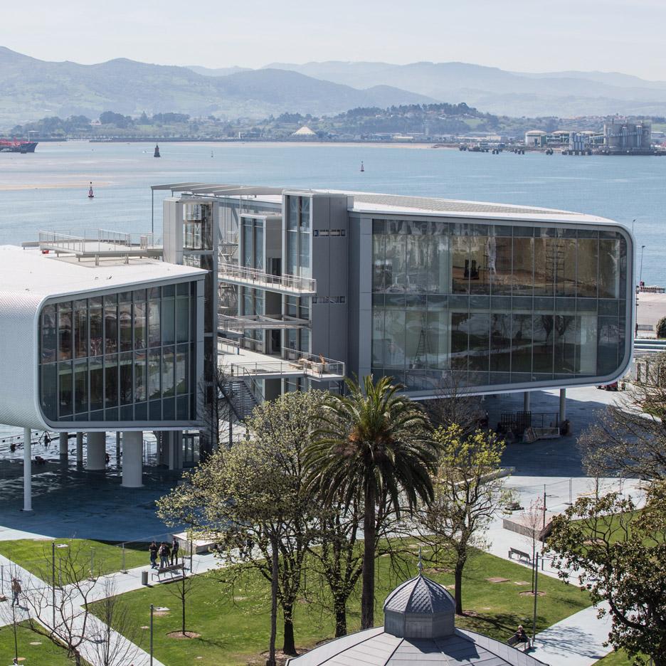 Centro Botin by Renzo Piano