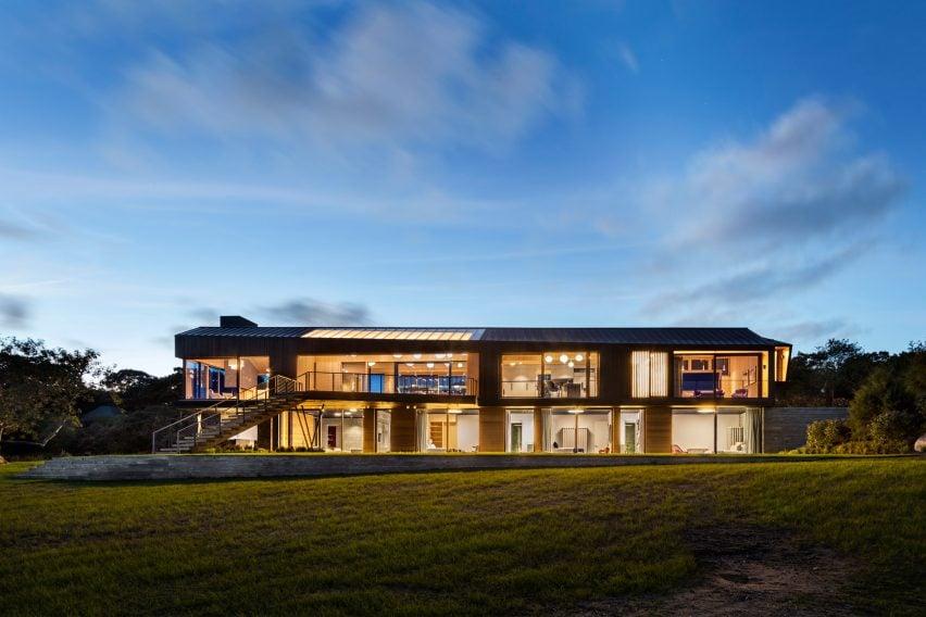 Chilmark House by Organschi and Schiller