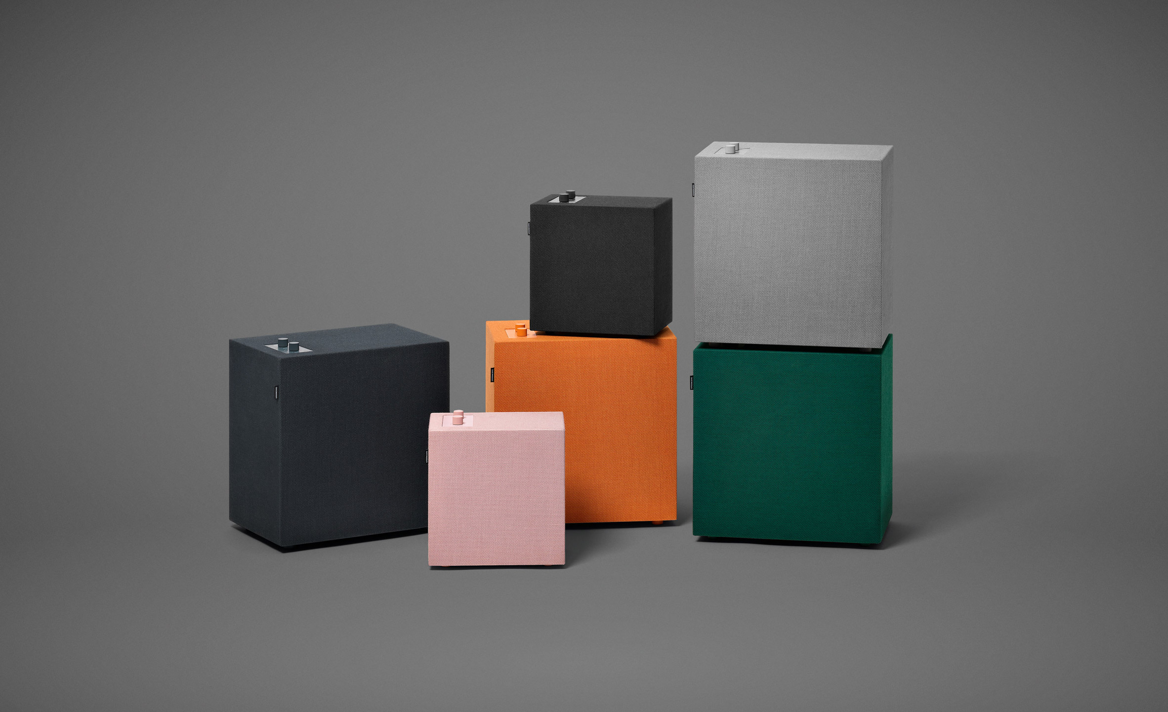 Competition: win a pair of multi-room speakers by Urbanears