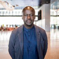 """Adjaye is influential because he provides a role model for black architects"""
