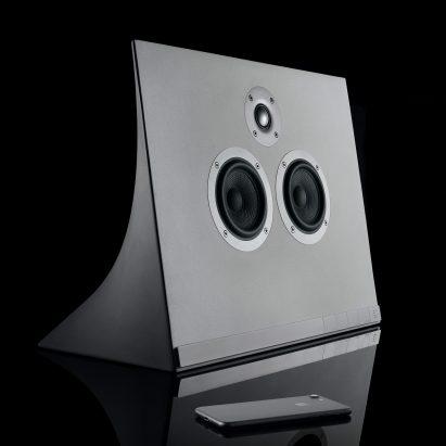 speaker design | dezeen
