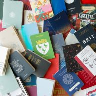 BBC Daily Politics features Dezeen's Brexit passport design competition