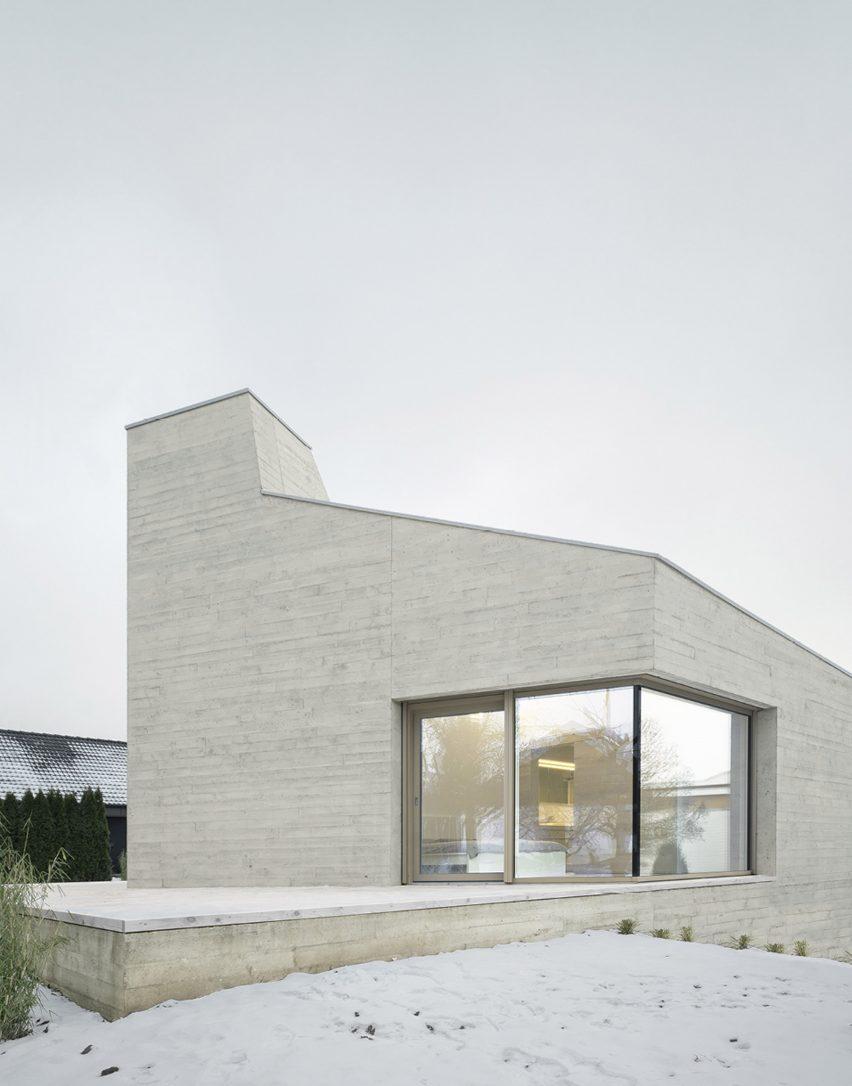 Steimle Architekten completes \