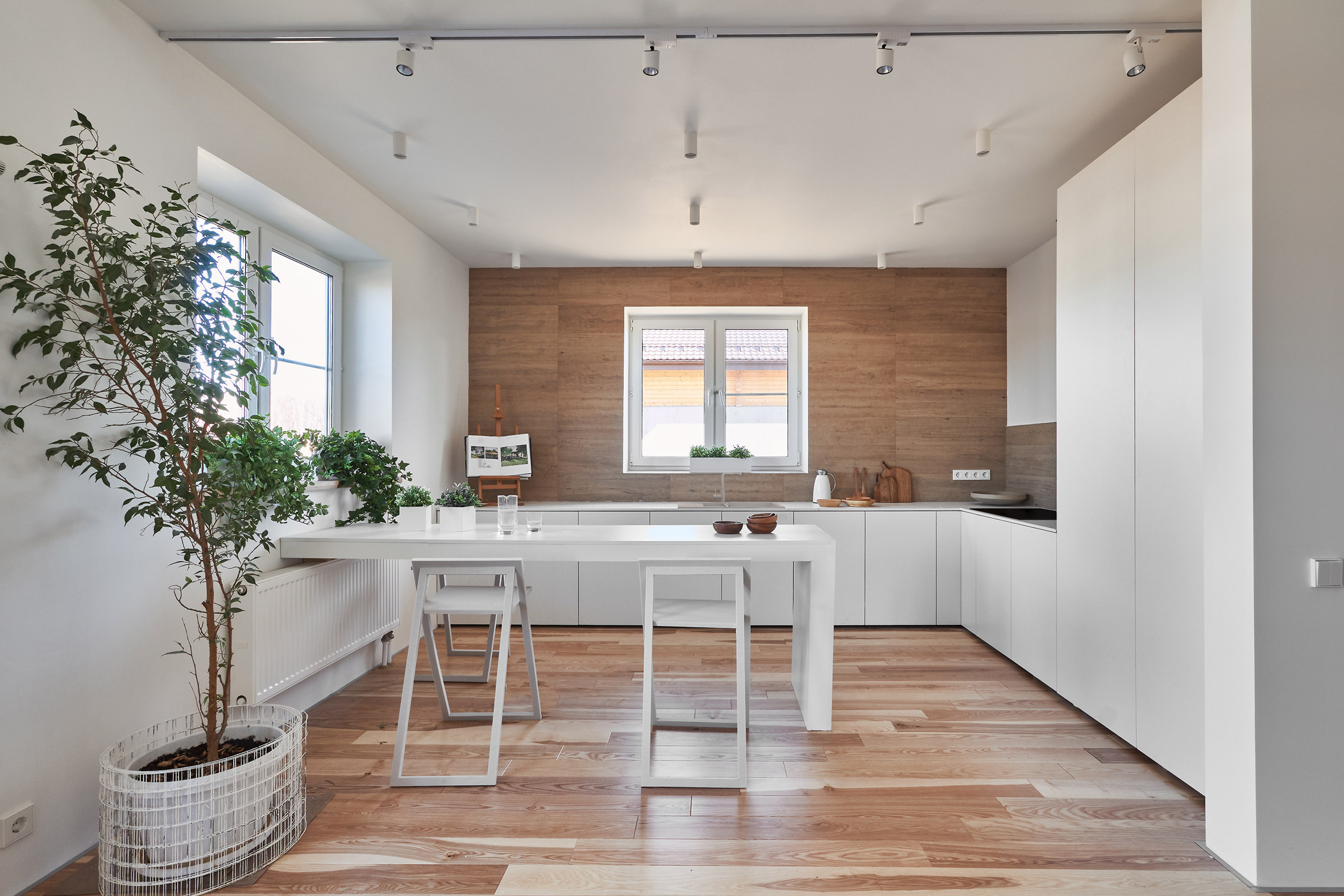 Family House by Ruetemple