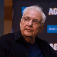 """I might become Mies van der Rohe"" says Frank Gehry"