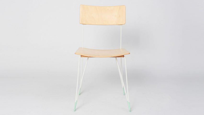 Heureka Chair by Timo Spelleken