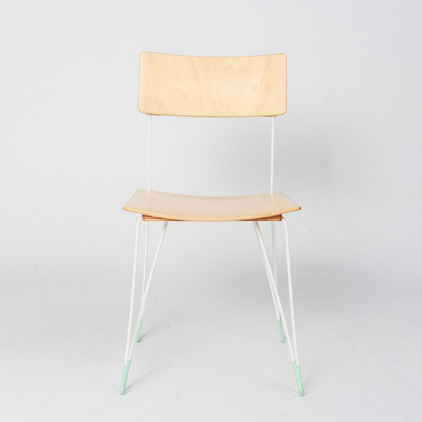 Heureka Chair By Timo Spelleken Can Be Assembled Without Tools Screws Or Adhesives Archiweb 3 0