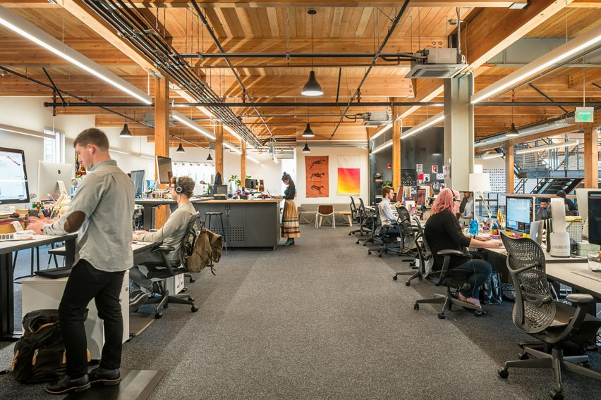 One North offices by Holst Architecture