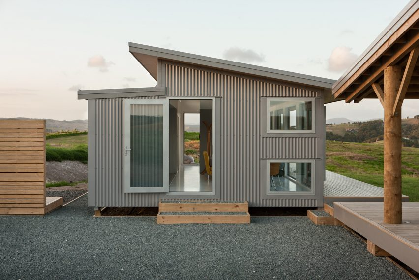 House in Kaiwaka by Peggy Dreamer