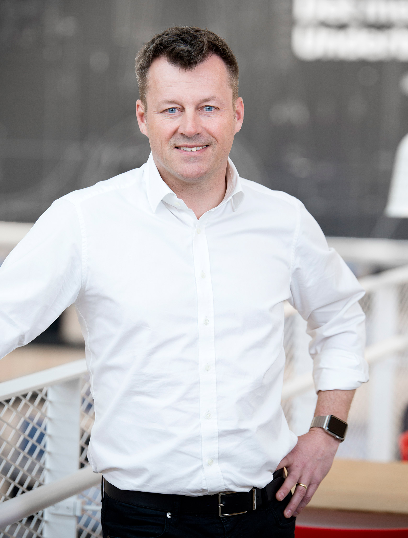 Jesper Brodin, IKEA's head of range and supply