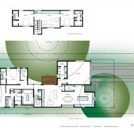 Plan of Indian Trail House by Design Hound
