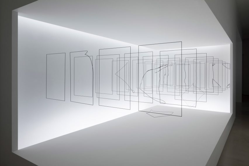 Invisible Outlines exhibition by Nendo