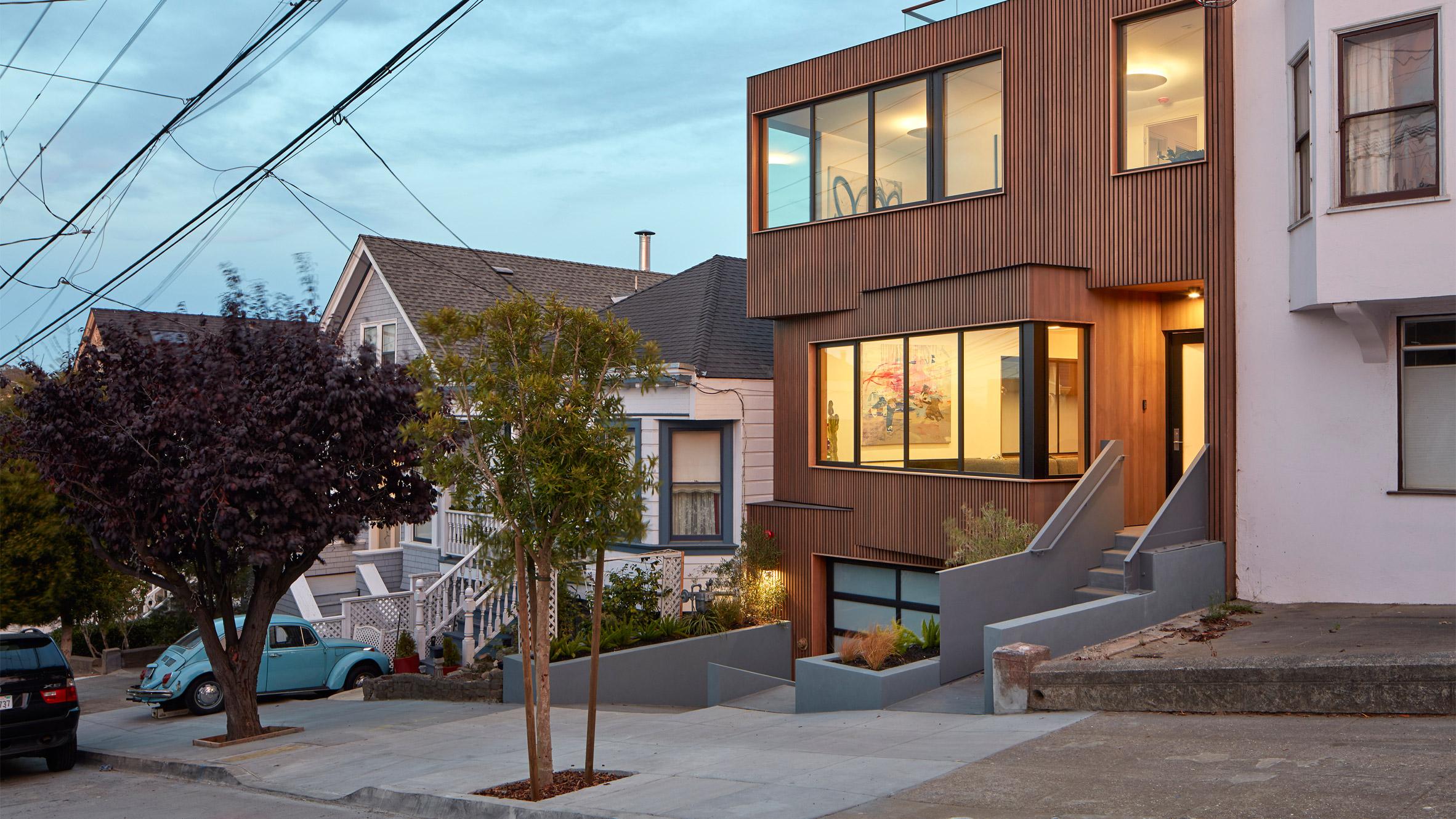 Noe Valley House by IwamotoScott