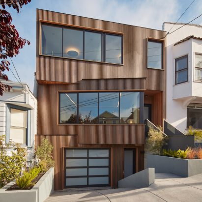 Noe Valley House by IwamotoScott
