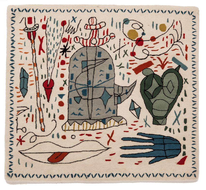 Jamie Hayon rugs