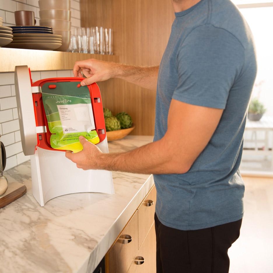 Yves Behar defends Juicero juice machine after internet backlash