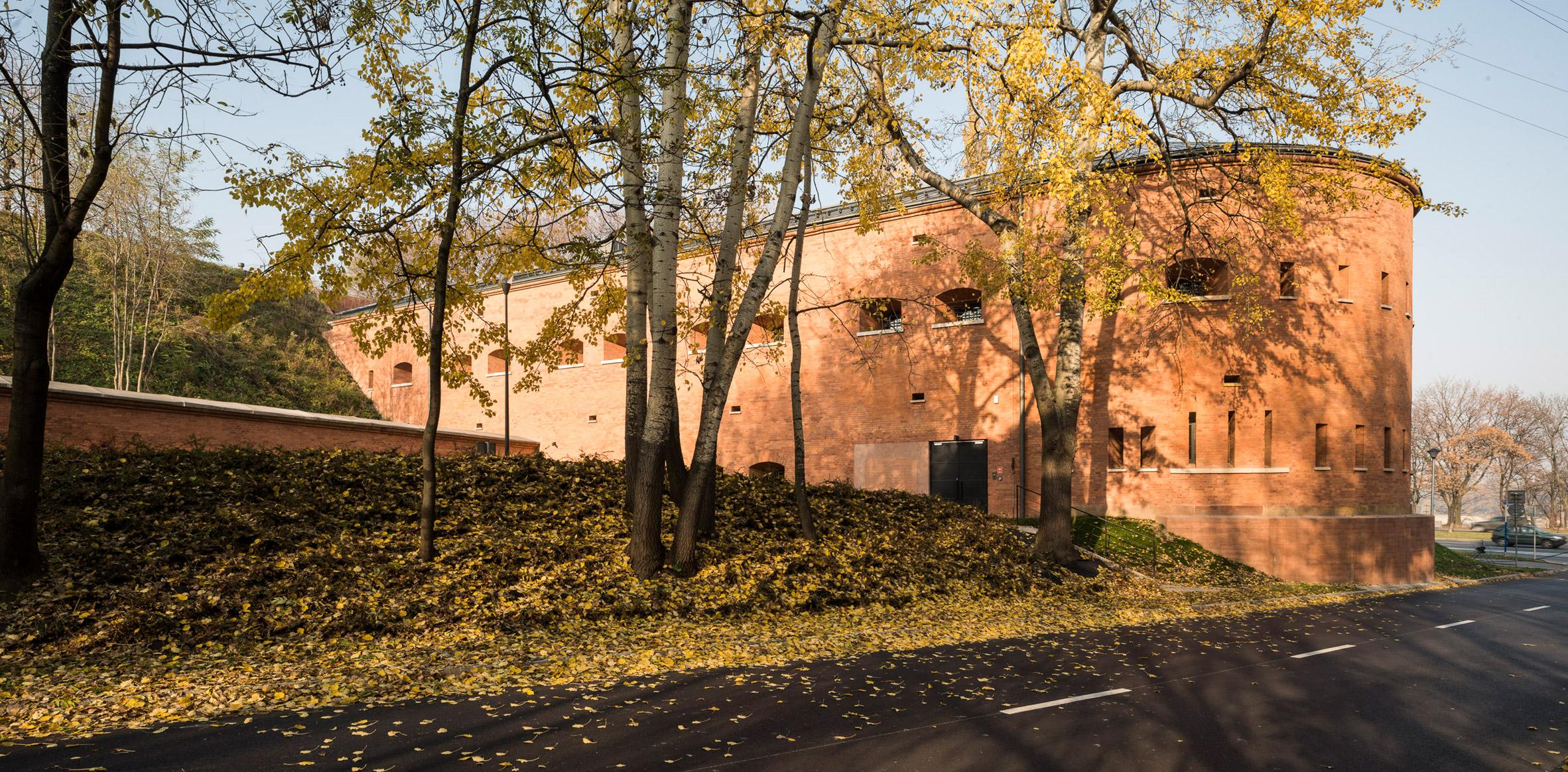 Katyn Museum by BBGK Architekci