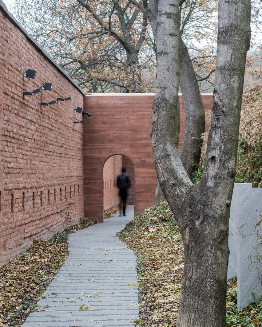 Katyn Museum by BBGK Architekci