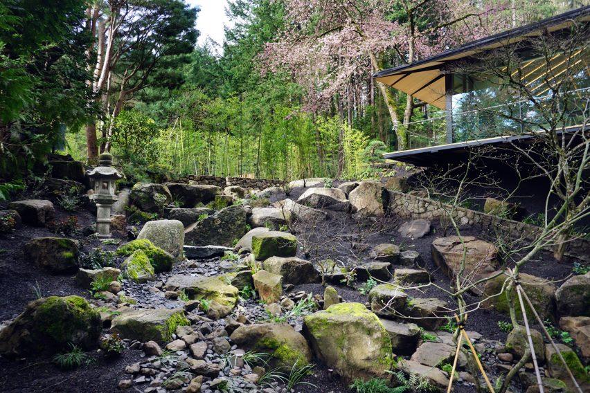 Kengo Kuma S Major Expansion Of Portland Japanese Garden Opens