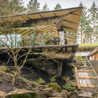 Kengo Kuma's major expansion of Portland Japanese Garden opens