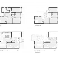 Plan of La Cardinale by L. McComber Architects