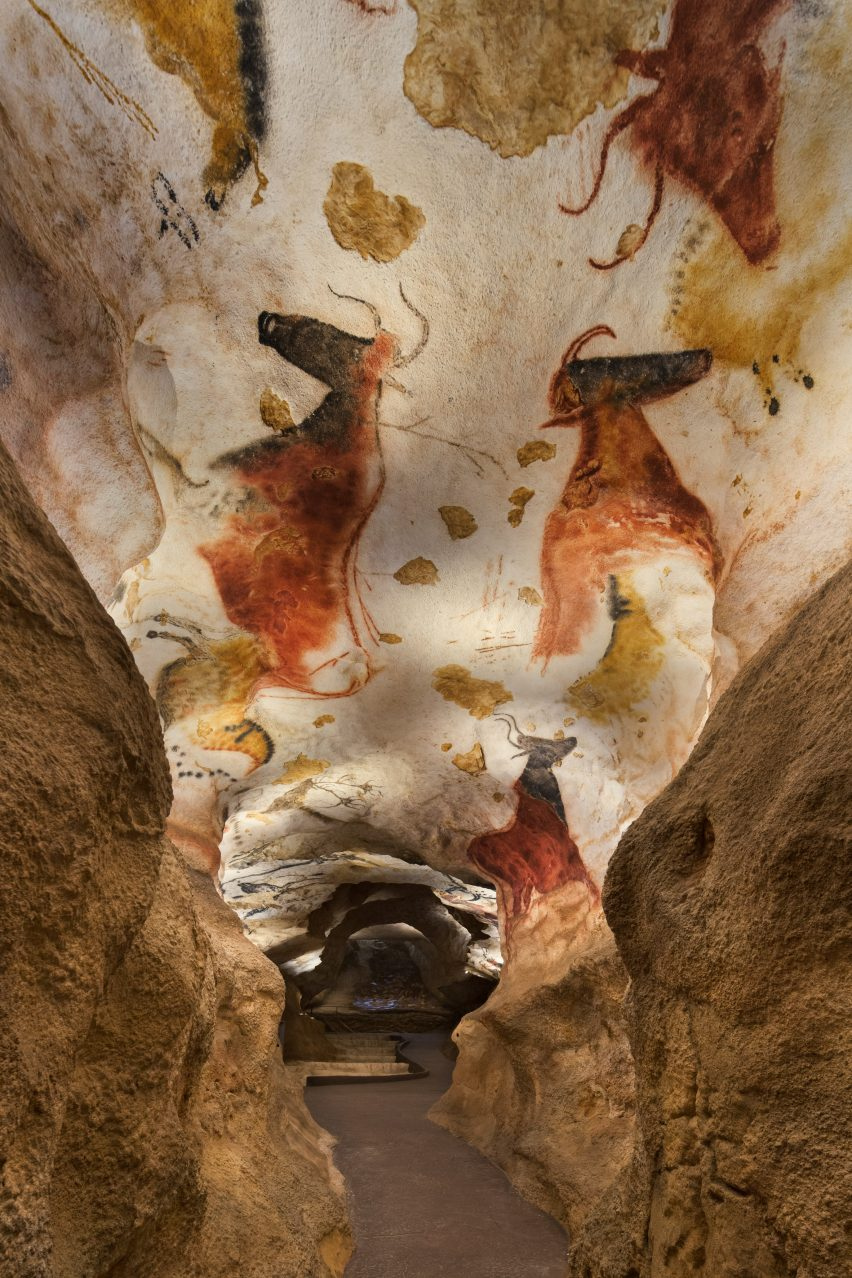 Lascaux IV by Snøhetta and Casson Mann