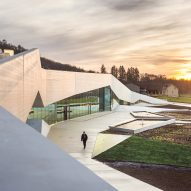 New photographs reveal Snøhetta's Lascaux IV Caves Museum in southern France