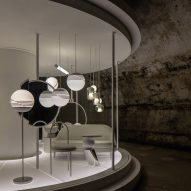 Lee Broom presents 10 years of work on modernist merry-go-round