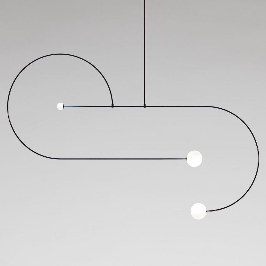 Mobile Chandelier 13 by Michael Anastassiades