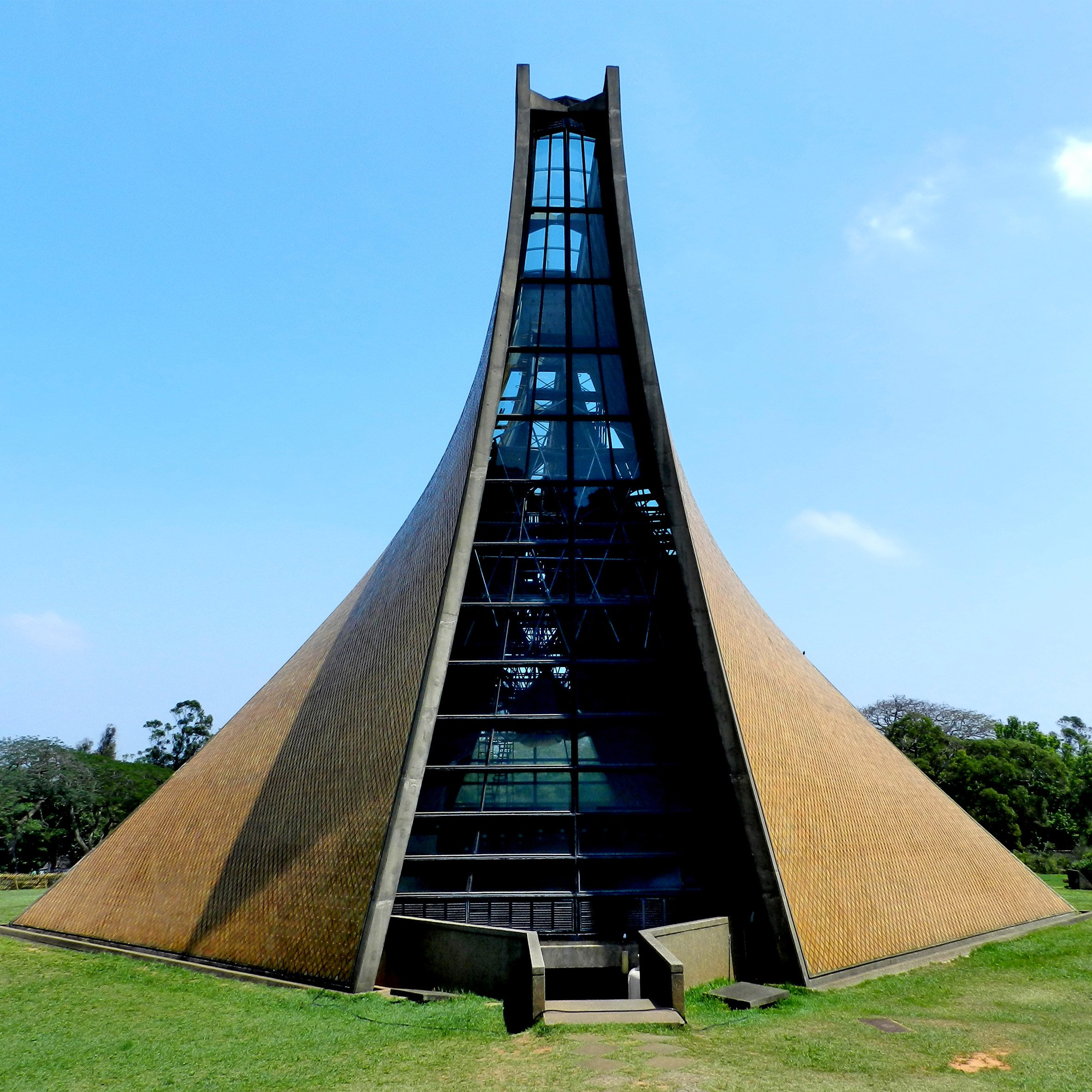 Luce Memorial Chapel by I.M. Pei