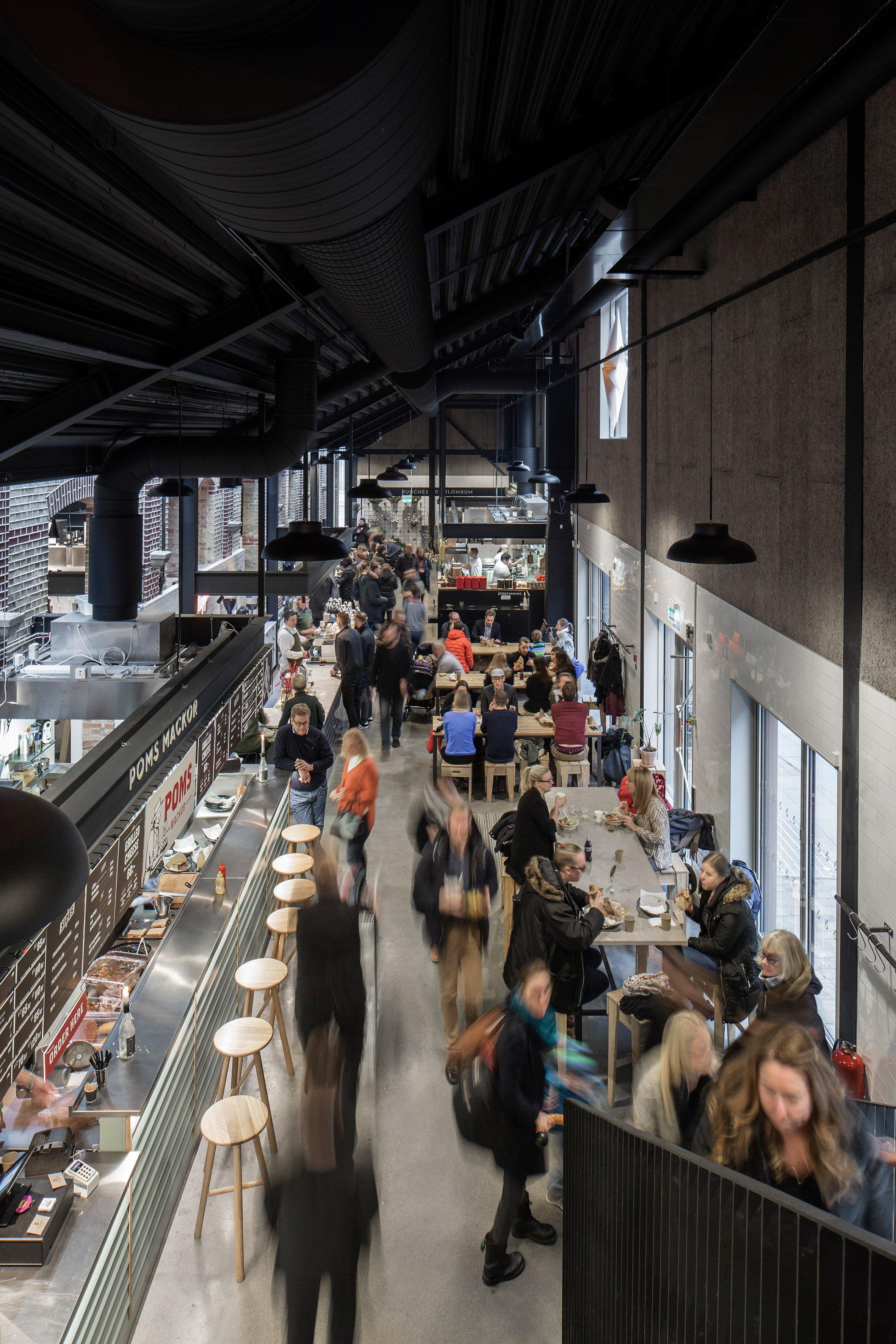 Malmö Market Hall by Wingårdh Arkitektkontor