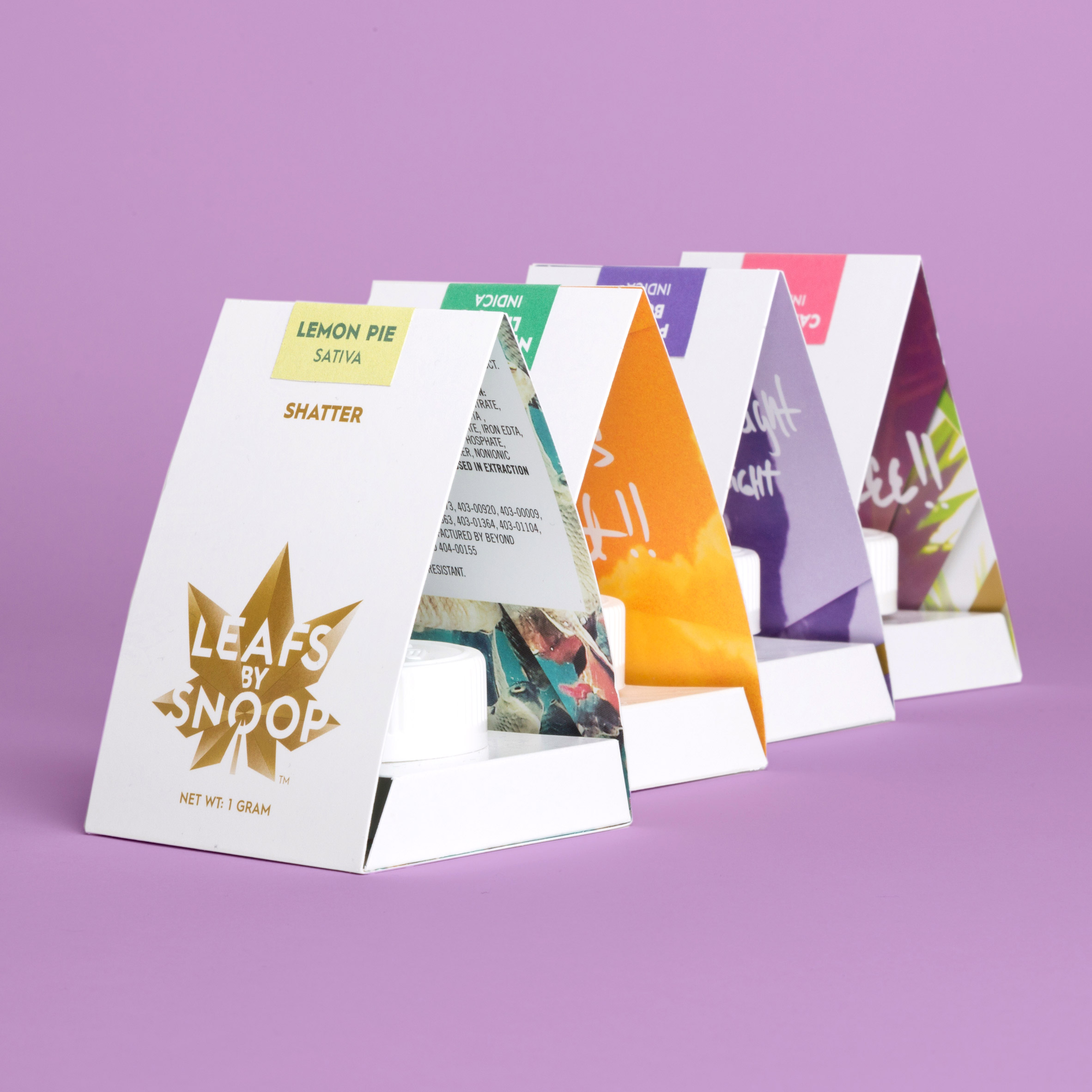Five designers tapping into the growing marijuana market