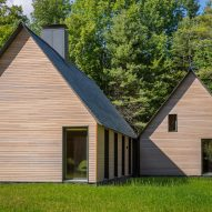 Marlboro Music Cottages by HGA