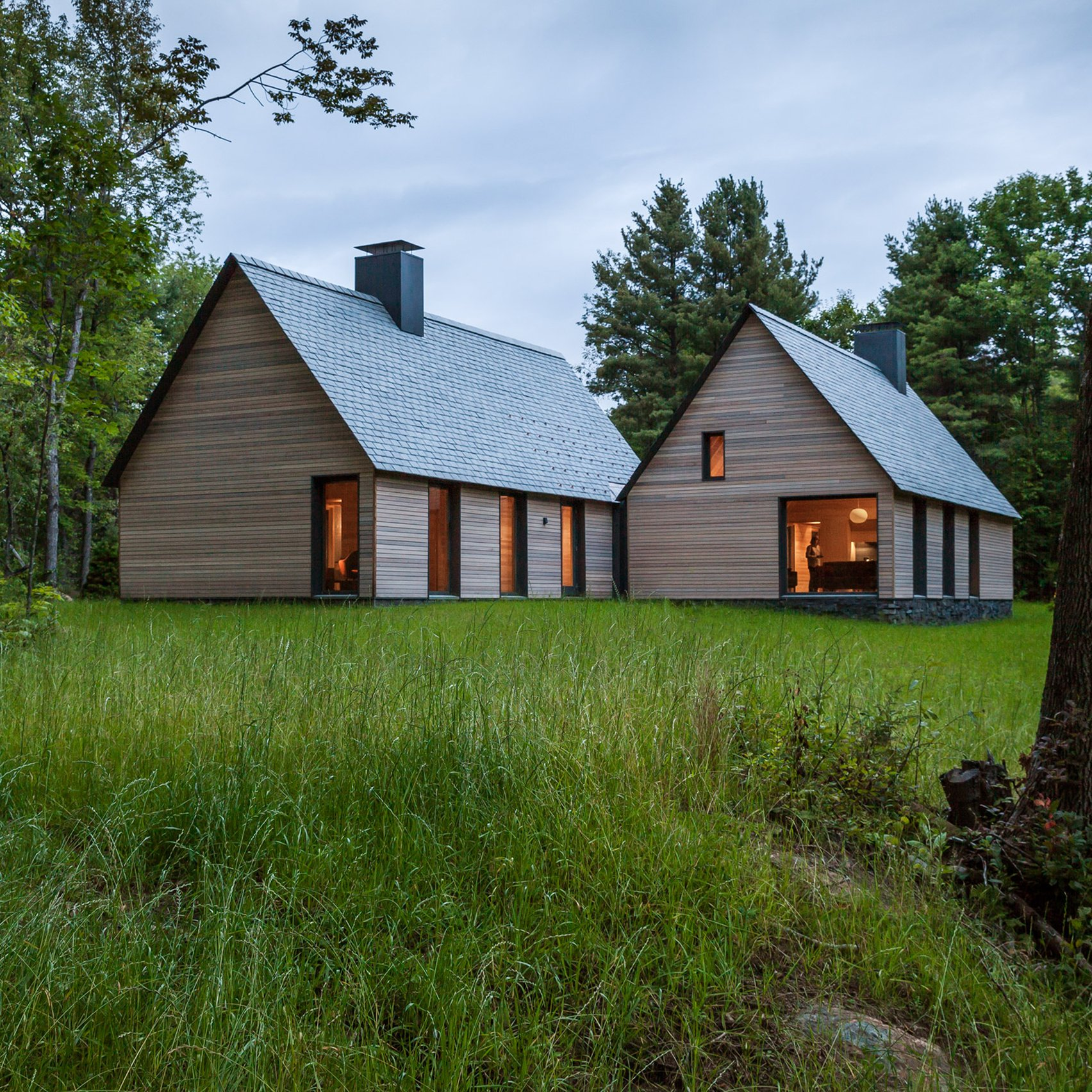 Cape Cod House Designs Five Of The Best Houses From The American State Of Vermont