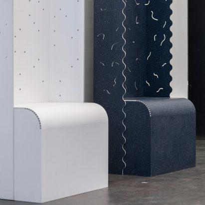 Unusual materials design Dezeen