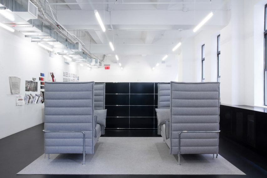 Office space for three companies by Only If