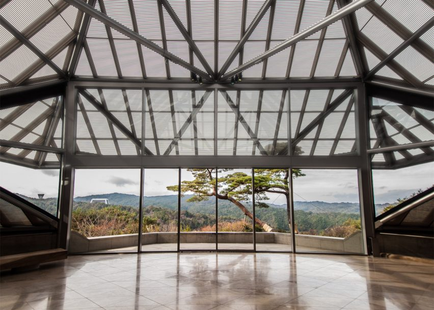 Miho Museum by I.M. Pei