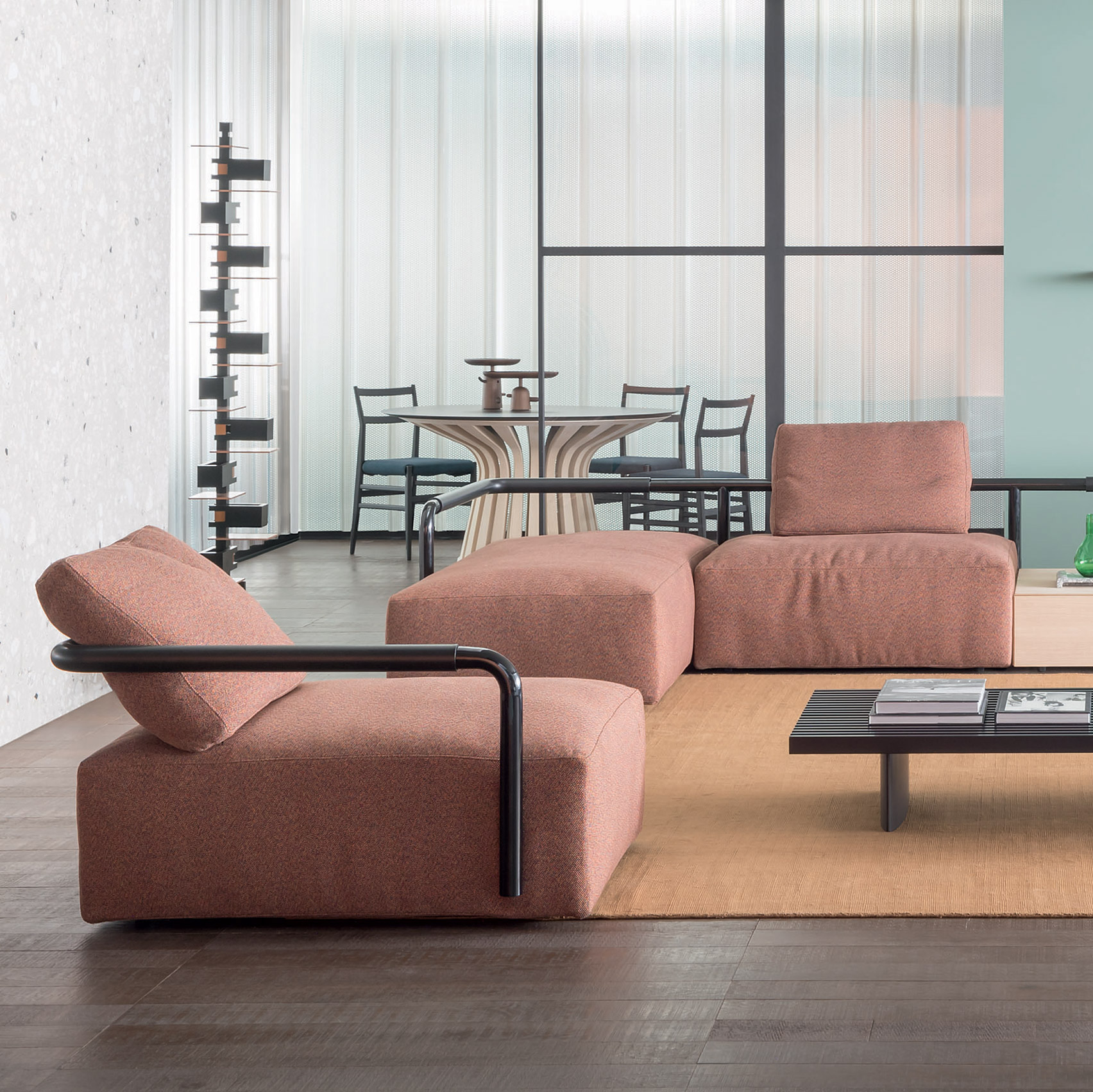 Milan: Cassina new collection / Soft Props by Konstantin Grcic