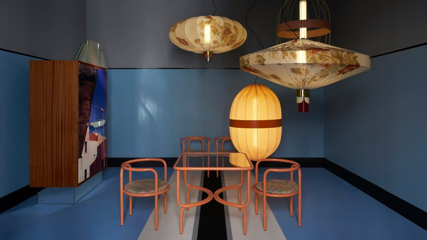 Dimorestudio at Milan design week