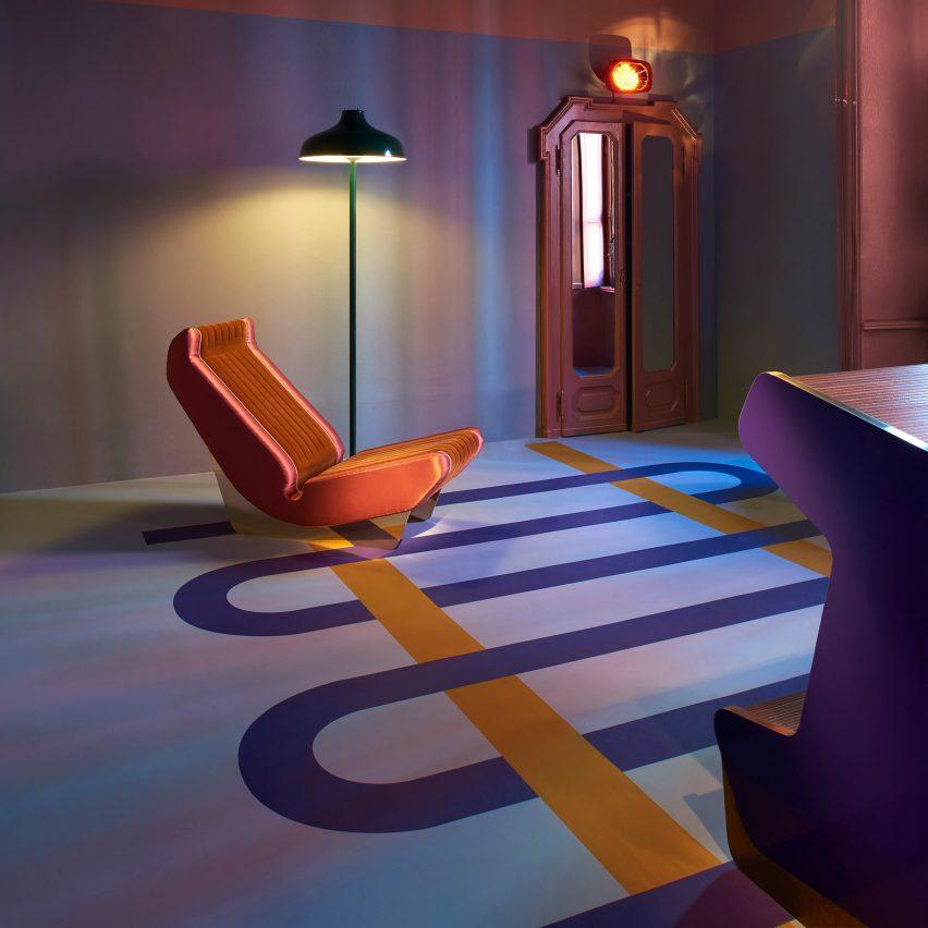 Dimorestudio at Milan design week